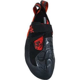 La Sportiva Skwama Pies de Gato Hombre, black/poppy